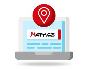 Plugin mapy cz pro Chsoft obrázek