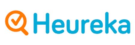 logo srovnávač cen Heureka